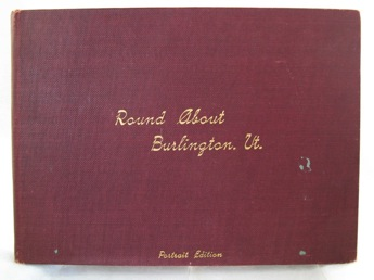Round About Burlington, Vt.by: Lord, Charles S. - Product Image