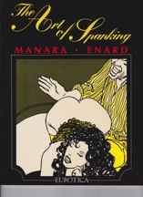 Art of Spanking, Theby: Manara, Milo and Enard - Product Image